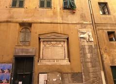 Genova - Parrocchia di San Marco (fulvio timossi) Tags: genoa genova porto venezia sanmarco leonealato