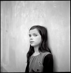 Rolleiflex Tessar Portrait (ericvanden) Tags: rolleiflex t zeisstessar75mmf35