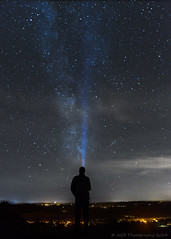 to the Milky way (AGB Photography) Tags: night stars nikon 2014 d7000 agbphotography