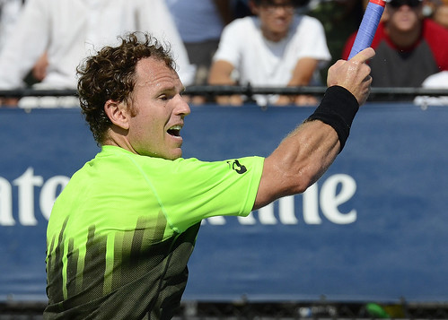 Michael Russell - 2014 US Open (Tennis) - Qualfying Rounds - Michael Russell