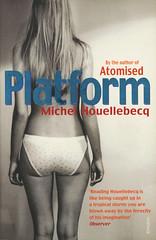 Vintage Books - Michel Houellebecq - Platform (swallace99) Tags: tourism thailand paperback callipygian vintagebooks