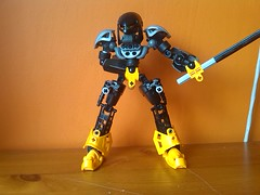 The Goodwill Sniper (2) (EMMSixteenA4) Tags: light self work dark that mirror flickr ranger order good progress 7 wip help will sniper advice bionicle gali critique pls moc lewa tahu nui roark mahri kopaka pohatu lesovikk mfin onua selfmoc lessovikk wreax