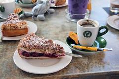 Cherry pies (Canadian Pacific) Tags: city holland netherlands café dutch rural cherry pie cafe small nederland noordbrabant oirschot debeurs gasterij koninkrijkdernederlanden aimg2415