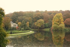 Lake (My photos live here) Tags: stourhead mere wiltshire england canon eos 1000d hoare national trust gardens stately home mansion grass tree stourton