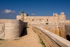 PA095727 Italy Sicily Ortigia Sircusa Castle (Dave Curtis) Tags: 2013 em5 europe italy omd olympus ortigia sicily siracusa castle