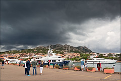 porto cervo (heavenuphere) Tags: portocervo porto cervo arzachena olbiatempio gallura costasmeralda sardegna sardinia sardinie italia italy europe island seaside resort yacht people 24105mm