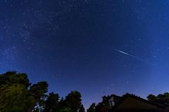 Meteor September 23rd (nicklucas2) Tags: astrophotography shootingstar night stars meteor saintleonards england unitedkingdom gb