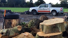 """Adam got a good picture of the pick up whilst working at the yard today ! #wardenstreecare <a style=""""margin-left:10px; font-size:0.8em;"""" href=""""http://www.flickr.com/photos/137723818@N08/29817183984/"""" target=""""_blank"""">@flickr</a>"""