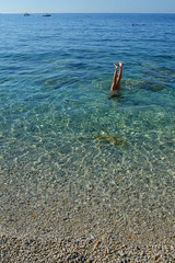 Isola d'Elba Spiaggia (m.a.r.c.i) Tags: fujifilm xe1 fujinon xf1855mmf284 toskana toscana elba isoladelba landschaft landscape italien italy italia nature marci mare meer sea sonnenuntergang sunset silhouette strand spiaggia beach sansone