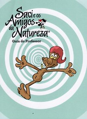 Saci e os amigos da natureza (Biblioteca IFSP SBV) Tags: literatura infantojuvenil brasileira contos brasileiros lendas brasileiras folclorica