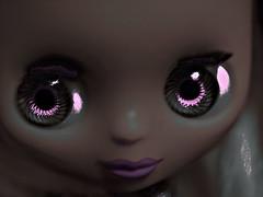 Blythe 3 (Fire Engine Red) Tags: digitalart corelpaintshopprox8 playingwithscripts blythedoll doll femaledoll