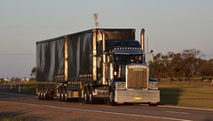 BLS CONTRACTING (quarterdeck888) Tags: trucks transport semi class8 overtheroad lorry heavyhaulage cartage haulage bigrig jerilderietrucks jerilderietruckphotos nikon d7100 frosty flickr quarterdeck quarterdeckphotos roadtransport highwaytrucks australiantransport australiantrucks aussietrucks heavyvehicle express expressfreight logistics freightmanagement outbacktrucks truckies bls blscontracting t904 t908 kenworth bdouble tautliner dropdecktautliner
