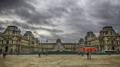 The Louvre (Steve Mitchell Gallery) Tags: architecture buildings structures museums art thelouvre travel paris france