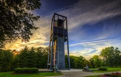 Netherlands Carillon (clearlanding) Tags: netherlandscarillon monument memorial arlingtonva virginia ww2 netherlands 1954 usa america gift nikon sunset