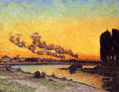 ivry_sunset (artmuse10) Tags: armand guillaumin