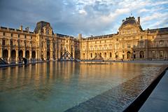 Paris - Le Louvre (JOAO DE BARROS) Tags: barros louvre monument architecture joo france paris
