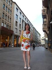 Milan - Corso Vittorio Emanuele (Alessia Cross) Tags: crossdresser tgirl transgender transvestite travestito