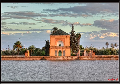 Jardín de la Menara