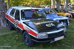 Renault 18 Break (Monde-Auto Passion Photos) Tags: auto automobile renault r18 break noir france montereaufaultyonne rassemblement ancienne