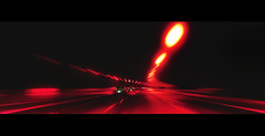 Turn on the bright light. (Abdulrahman.) Tags: cinematic cinema cinematographer cinematography redlight nigh interpol 35mm sigma35mm