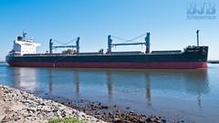 Sagat Jyoti 0220 LR (bradleybennett) Tags: cargo vessel ship shipping delta water river ocean tanker antioch sagatjyoti sagat jyoti port stockton