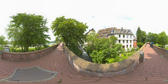 (360x180) Ulm, Germany 8 (Andriy Golovnya (redscorp)) Tags: ulm badenwuerttemberg badenwurttemberg germany oldcity historic landmark architecture building cityscape town city urban panorama equiretangular spherical photosphere 360x180 360 360panorama 360degrees virtualtour tour travel virtualreality vroutside outdors exterior