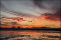 Sunset Cloud over Hayes Inlet Clontarf-2= (Sheba_Also Millon + Views) Tags: sunset cloud over hayes inlet clontarf