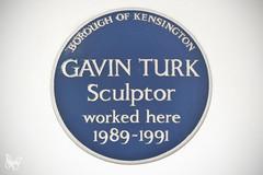 Gavin Turk - Newport Street Gallery (Butterfly Art News) Tags: gavin turk newport street gallery london