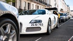 Rolls, Veyron, Quad bike, S-Class... (m.grabovski) Tags: bugatti veyron belgravia london england great britain mgrabovski