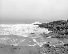 r011-05 (sheelkapur) Tags: filmisnotdead ishootfilm ilford hp5 iso400 mamiya rz67 pro gameoftones waves storm pescadero california tones sekkor mediumformat epson v800 analog analogue film landscape ocean