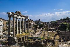 Fori Imperiali (silvia.ds1) Tags: roma rome foriimperiali forodiroma antichita romaantica nikond3100 romabella