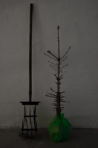 kleines Kammerspiel: schwere Kindheit, Last Christmas
