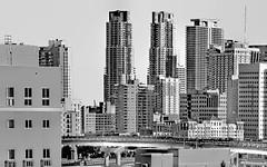 View of downtown Miami, Florida, USA / The Magic City (Jorge Marco Molina) Tags: miami florida usa cityscape city urban downtown density skyline skyscraper building highrise architecture centralbusinessdistrict miamidadecounty southflorida biscaynebay cosmopolitan metropolis metropolitan metro commercialproperty sunshinestate realestate tallbuilding midtownmiami