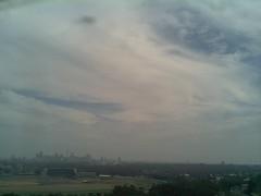 Sydney 2016 Dec 05 10:03 (ccrc_weather) Tags: ccrcweather weatherstation aws unsw kensington sydney australia automatic outdoor sky 2016 dec morning