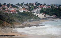 Beach Front (YellowSingle ) Tags: guethary beach front atlantic ocean surf bidart nikon d3