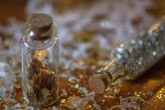 Play time (melike erkan) Tags: dof bokeh holidays sparkle glitter tabletop stilllife