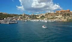 Isla de Gozo con nubes (enrique1959 -) Tags: martesdenubes martes nubes nwn gozo isladegozo isla europa mediterraneo marmediterraneo concordians