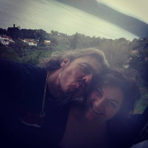 #lake #castelgandolfo #sempreinsieme 💓 #sempreingiro