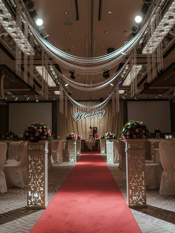 台南婚攝 香格里拉遠東國際大飯店 國際廳009