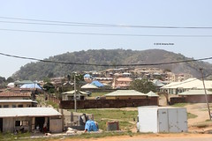 (Stationary Nomads) Tags: abuja nigeria africa capital city urban canon 1000d amenaamer people life road street landscape natural slums housing houses