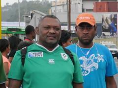 Locals, Suva!
