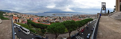 Messina Strait (Panorama) (StewieD) Tags: messina sicily italy messinastrait