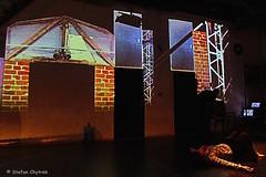 "Kulturwochen 2016 ""Frankfurter Botschaft"" 04 (stefan.chytrek) Tags: offenekulturwochen frankfurterbotschaft antagontheateraktion antagon protagonev fechenheim festival theater performance frankfurtammain frankfurt"