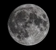 Supermoon Nov 13/14 2016 (speedcenter2001) Tags: moon supermoon teleconverter astro night sky mond nikon600mmf40edifais tc16a