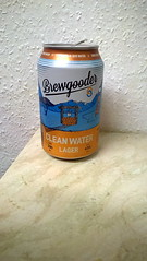 Clean Water Lager (DarloRich2009) Tags: cleanwaterlager brewgooder lager beer ale camra campaignforrealale realale bitter handpull brewery