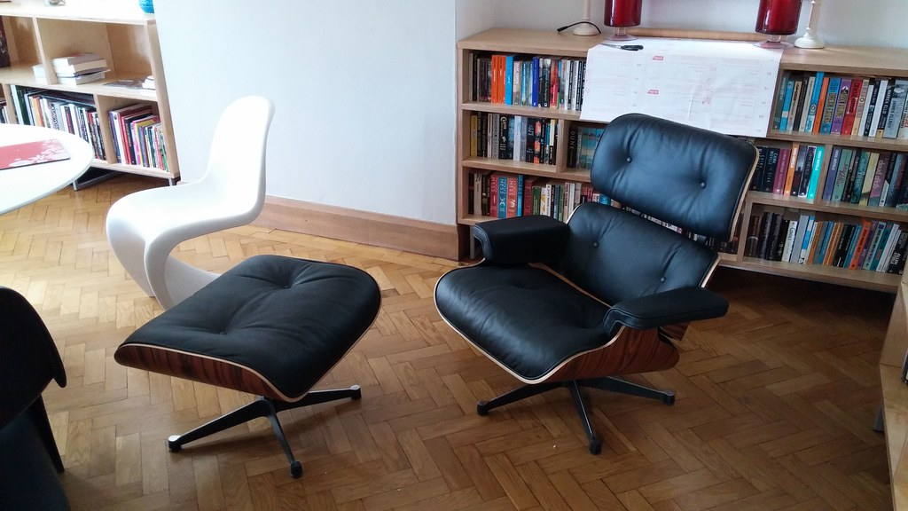 The world 39 s newest photos of eames flickr hive mind - Eames meubels ...