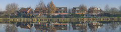 (jsmits447) Tags: netherlands brabant helmond brouwhuis amateur d3200 50mm f18g afs nikon prime autumn urban reflection reflections outdoor outdoors outside clearsky dslr
