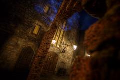 Behind The Bricks (casajump) Tags: harrypotter diagonalley theleakycauldron thewizardingworldofharrypotter canon1740 hdr universalstudios