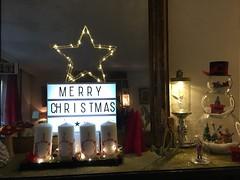 En route vers Noël (kathnko) Tags: alaune bonhommedeneige décodenoel décorationdenoel diy diydécodenoel idéededécodenoël noëlrougeetvert