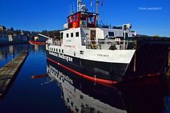 Loch Buie (Zak355) Tags: rothesay isleofbute bute scotland scottish calmac ferry mvlochbuie ship boat vessel riverclyde